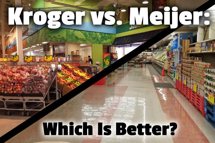 Meijer 90 Off Christmas 2021 Kroger Vs Meijer Which Is Better The Grocery Store Guy