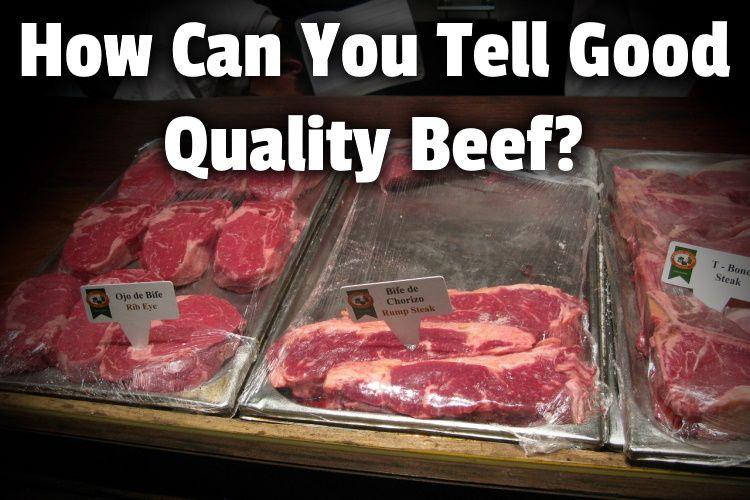 good quality beef lg